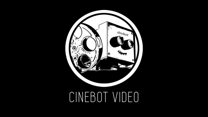 CineBot Video Black BG1280
